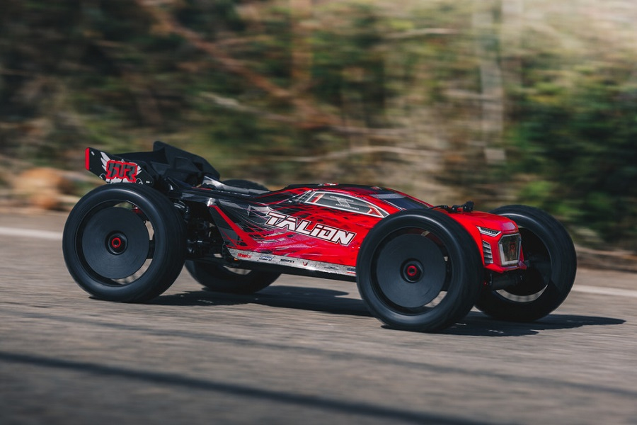 ARRMA Updates The Talion 6S BLX For 2018 (1)