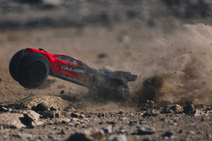ARRMA Updates The Talion 6S BLX For 2018 (2)