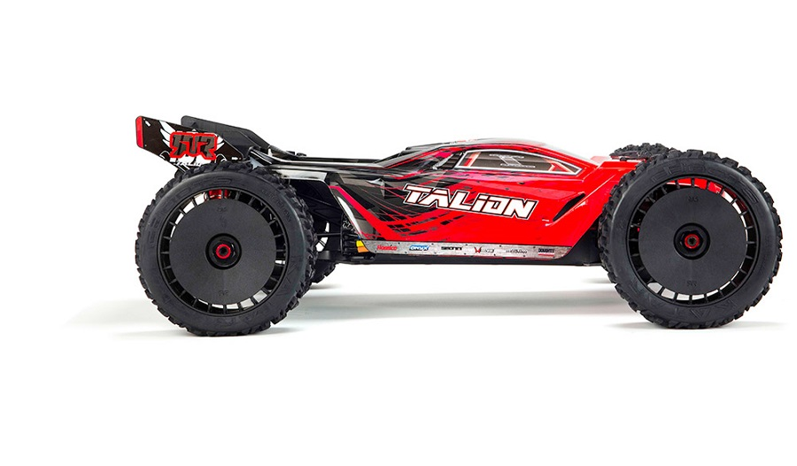 ARRMA Updates The Talion 6S BLX For 2018 (4)