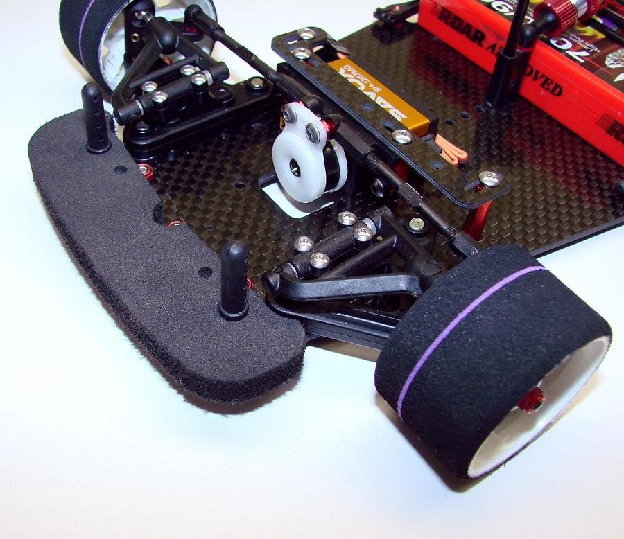 Calandra Racing Concepts Carpet Knife Twenty5 (5)