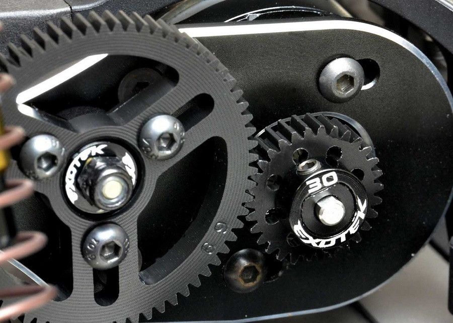 Exotek Flite 17.5 Pinion Gears (4)