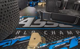 Factory Team Chassis Weights For The RC8B3.1 And B3.1e
