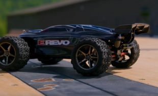 Flippin' Fun With The Traxxas 1/16 E-Revo VXL [VIDEO]