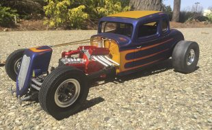 Streeeetch-job '32 Ford [READERS RIDE]