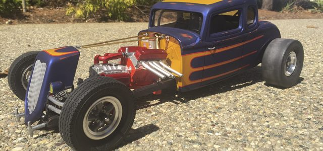 Hot Rod Streeeetch-job '32 Ford [READERS RIDE]