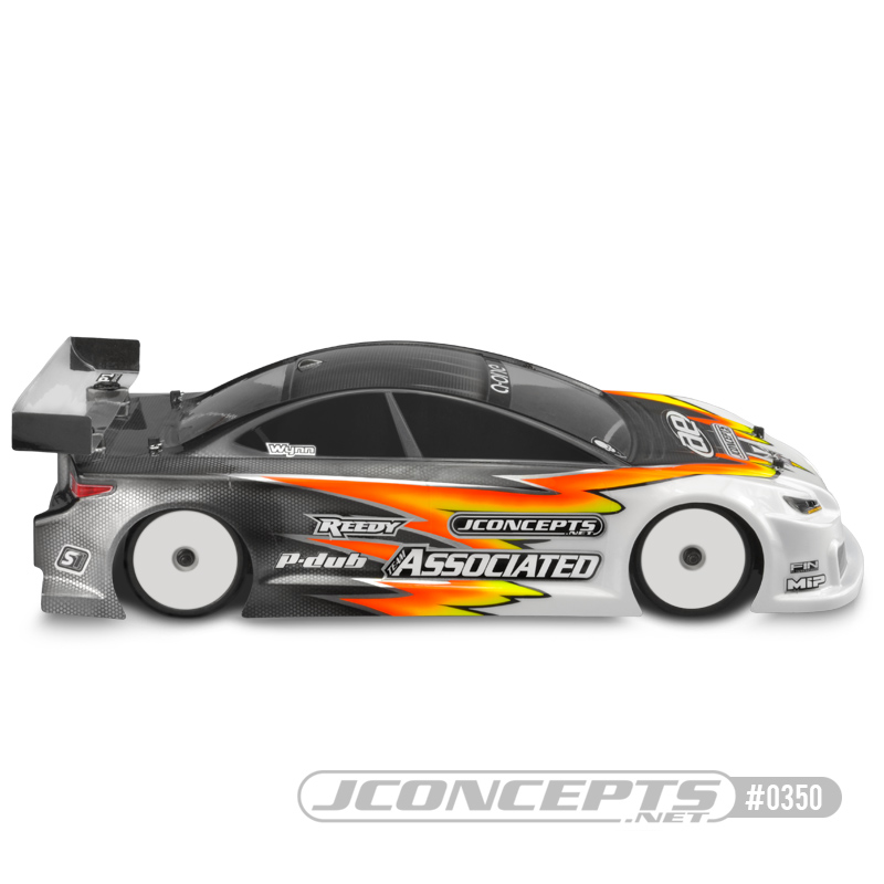 JConcepts A-One 190mm Touring Car Body (4)