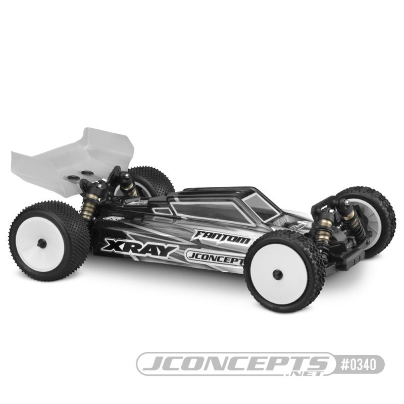 JConcepts F2 Body For The 2017 XRAY XB4 (1)