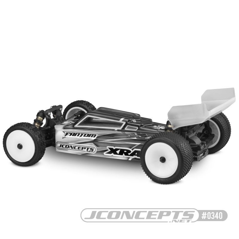 JConcepts F2 Body For The 2017 XRAY XB4 (2)