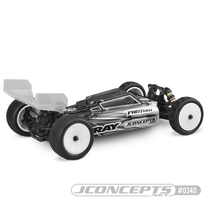 JConcepts F2 Body For The 2017 XRAY XB4 (3)