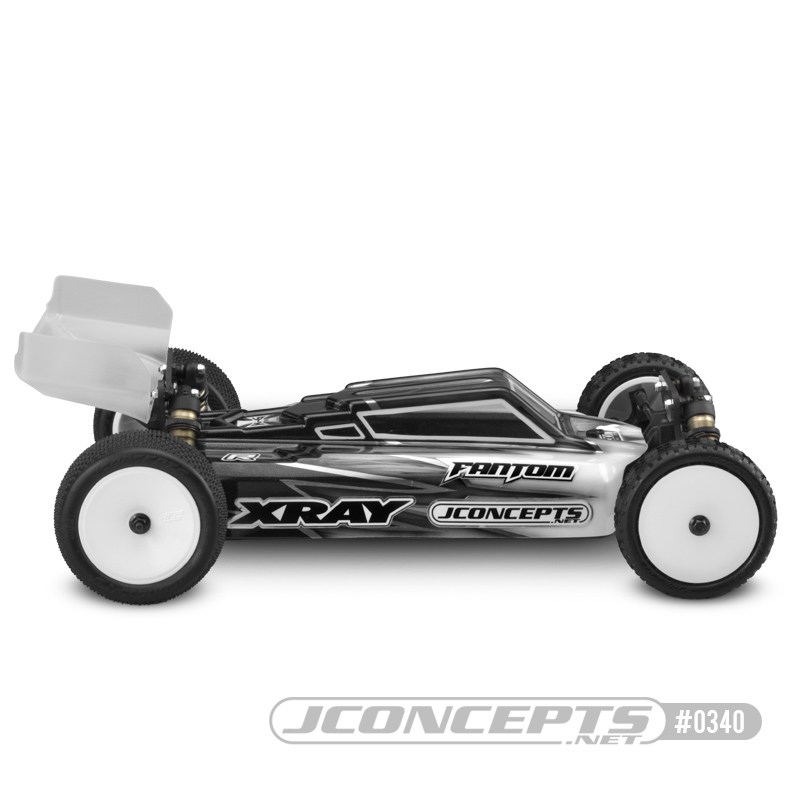 JConcepts F2 Body For The 2017 XRAY XB4 (4)