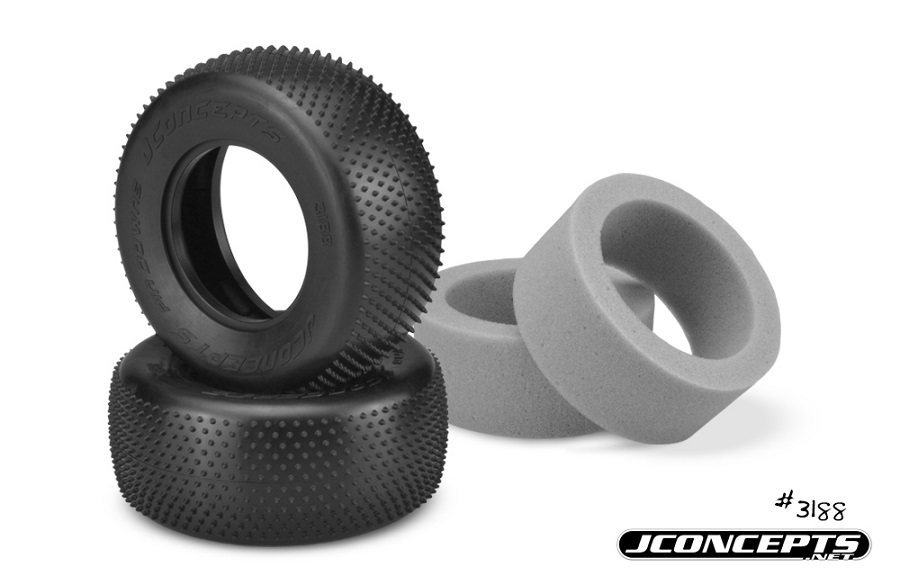 JConcepts Swaggers & Pin Downs Short Course Tires (4)