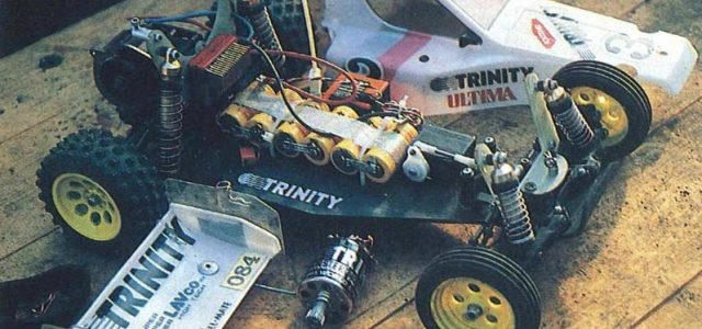 Replica Build: 1987 Kyosho Ultima Worlds Winner