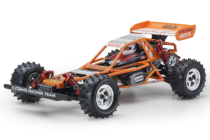 Kyosho Re-Release Javelin 4wd Buggy Kit (1)