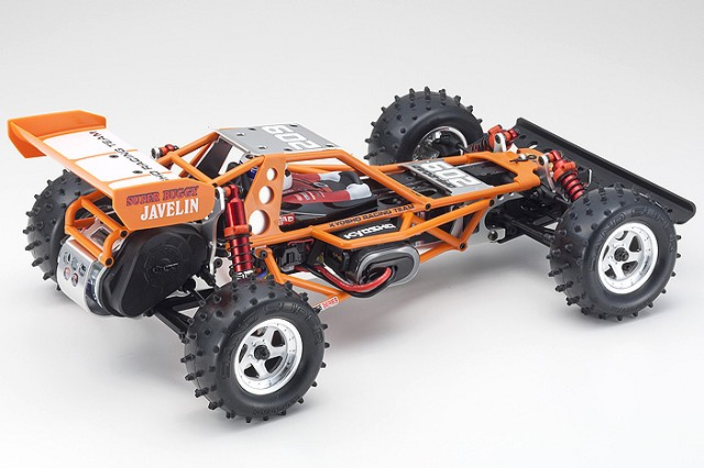 Kyosho Re-Release Javelin 4wd Buggy Kit (2)