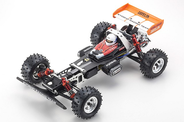 Kyosho Re-Release Javelin 4wd Buggy Kit (3)