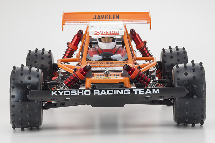 Kyosho Re-Release Javelin 4wd Buggy Kit (4)