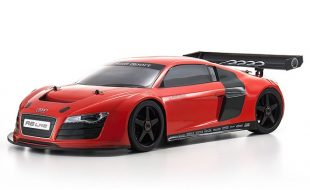 Kyosho ReadySet Inferno GT2 VE Audi R8 Race SPEC