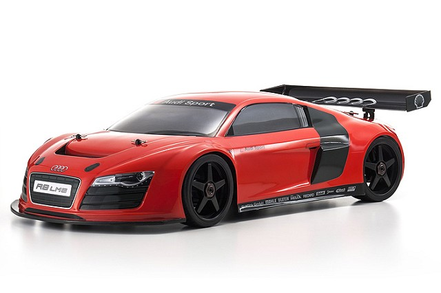 Kyosho ReadySet Inferno GT2 VE Audi R8 Race SPEC (1)