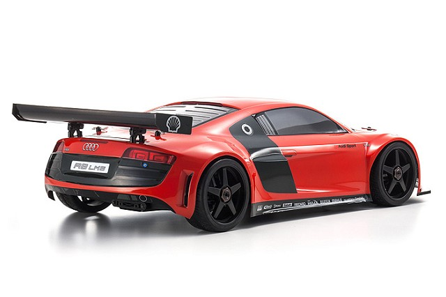Kyosho ReadySet Inferno GT2 VE Audi R8 Race SPEC (2)
