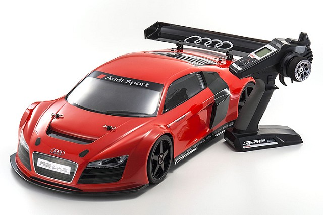 Kyosho ReadySet Inferno GT2 VE Audi R8 Race SPEC (4)