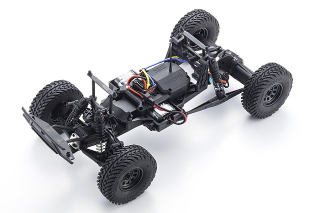 Kyosho ReadySet Outlaw Rampage 2wd Truck (2)