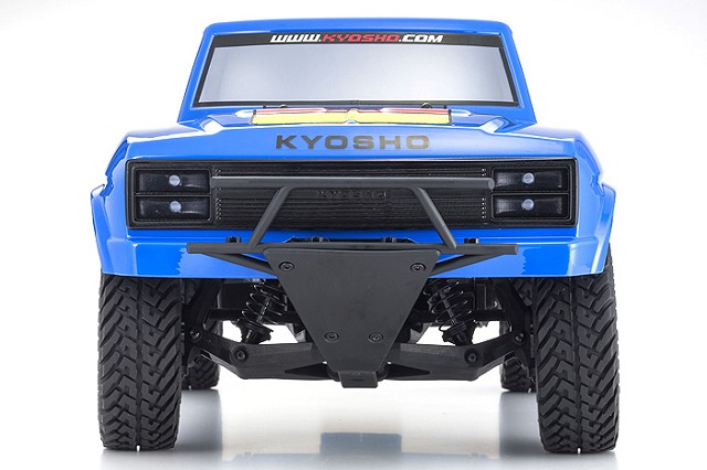 Kyosho ReadySet Outlaw Rampage 2wd Truck (5)