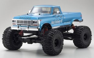 Kyosho Readyset 4WD Mad Crusher VE Monster Truck