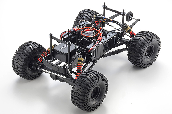 Kyosho Readyset 4WD Mad Crusher VE Monster Truck (3)