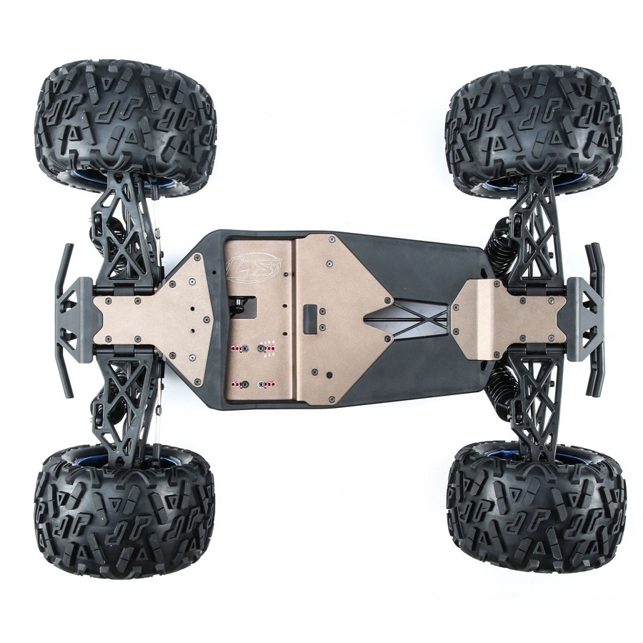 Losi RTR 1_8 LST 3XL-E 4WD Monster Truck (3)