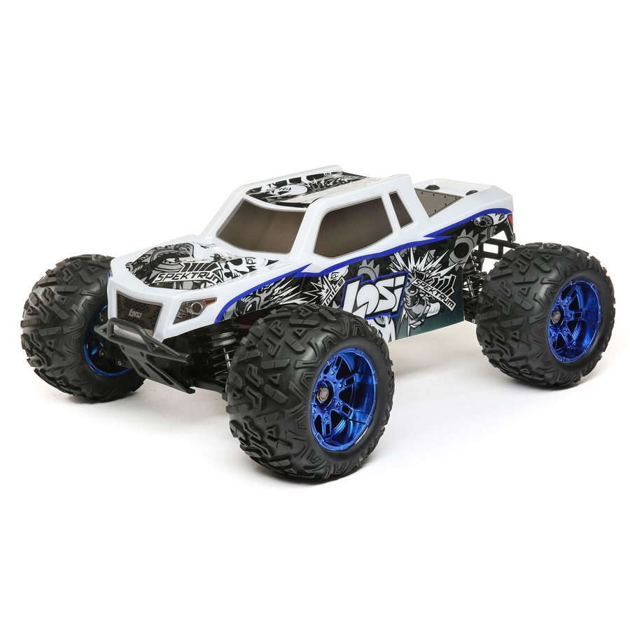 Losi RTR 1_8 LST 3XL-E 4WD Monster Truck (7)