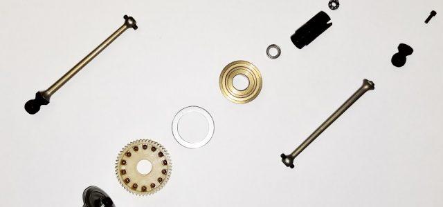 MIP Bi-Metal Super Diff 13.5 Drive Kit For The B6 (67mm)
