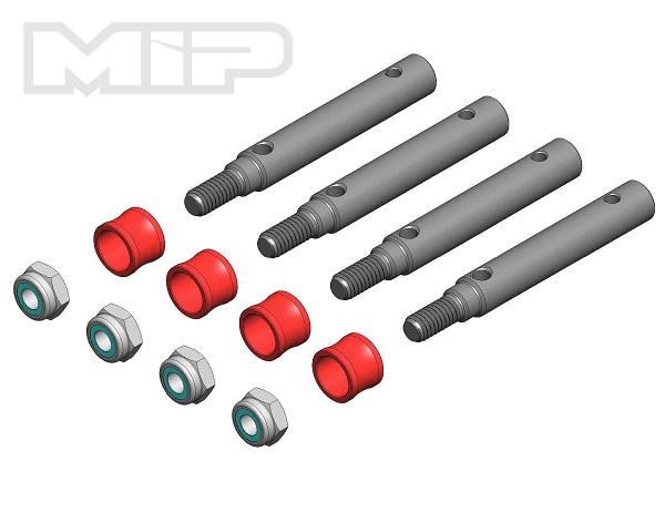 MIP Wide Track Kit (4mm Offset) For The Traxxas TRX-4 (3)