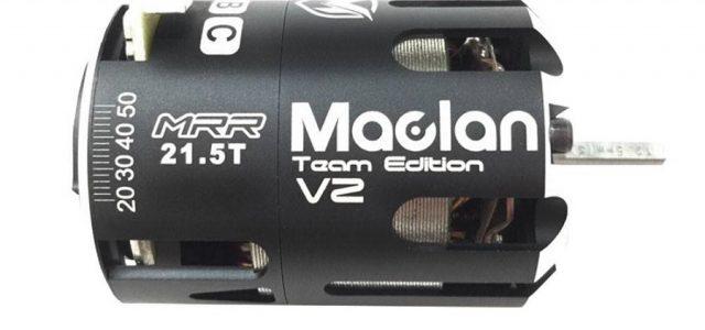 Maclan MRR Team Edition V2 Motor