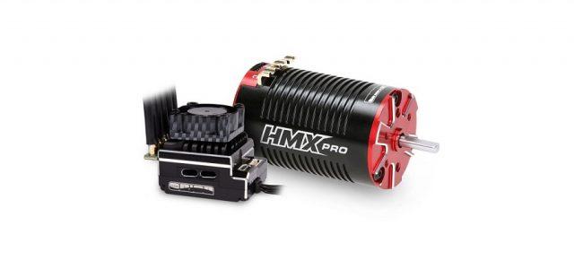Orion HMX 8 ESC And Vortex HMX Pro Brushless Motors