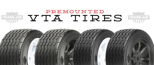 PROTOform Pre-Mounted VTA Tires