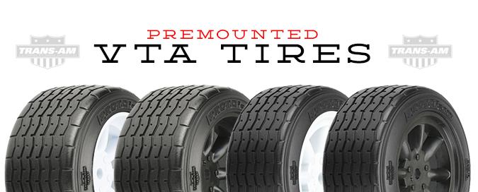 PROTOform Pre-Mounted VTA Tires (1)