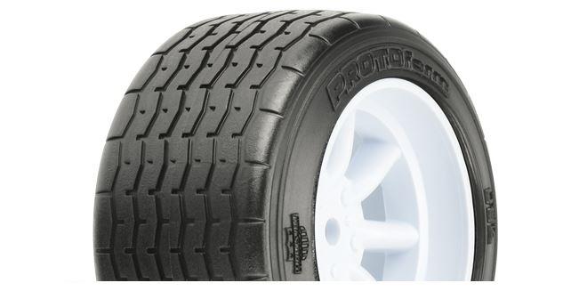 PROTOform Pre-Mounted VTA Tires (2)
