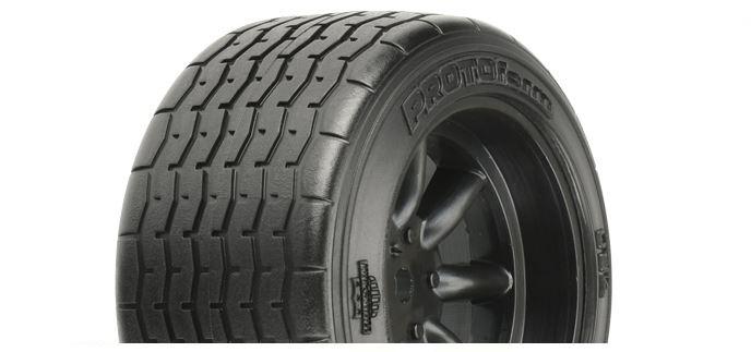 PROTOform Pre-Mounted VTA Tires (3)