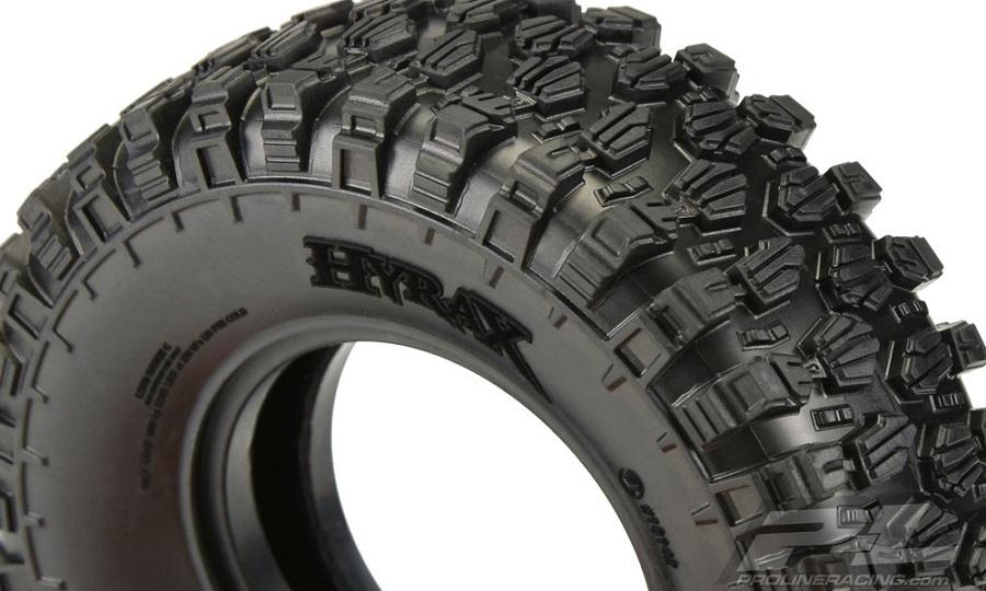 "Pro-Line Class 1 Hyrax 1.9"" Rock Crawler Tire (5)"