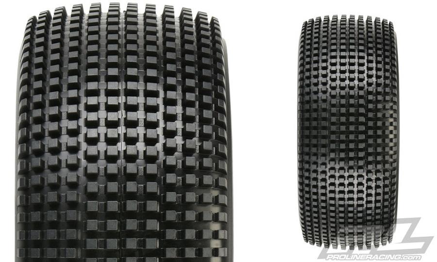 Pro-Line Fugitive X2 (Medium) Off-Road 1_5 Truck Tires (2)