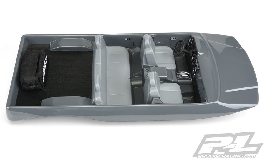 Pro-Line PL-T Interior (Clear) (2)
