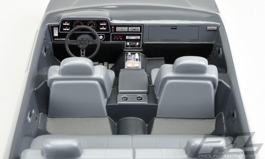 Pro-Line PL-T Interior (Clear) (3)