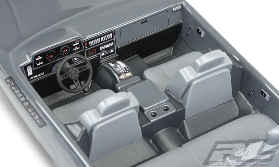 Pro-Line PL-T Interior (Clear) (4)