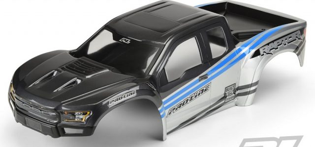 Pro-Line Ford F-150 Raptor 2017 Body Pre-Painted & Cut