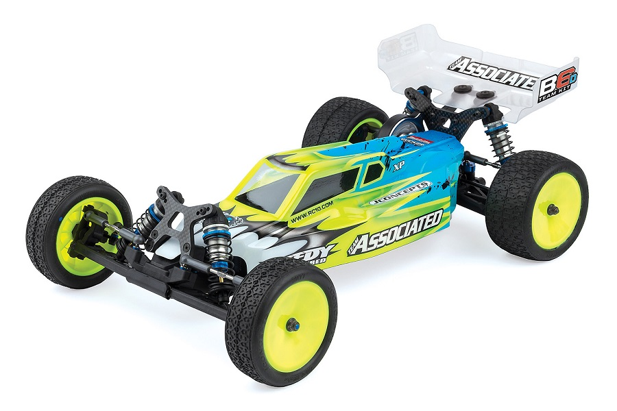 RC10B6D & RC10B6 Team Kit Combos (1)