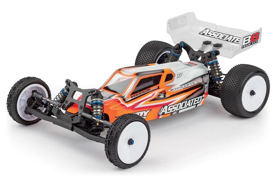 RC10B6D & RC10B6 Team Kit Combos (8)