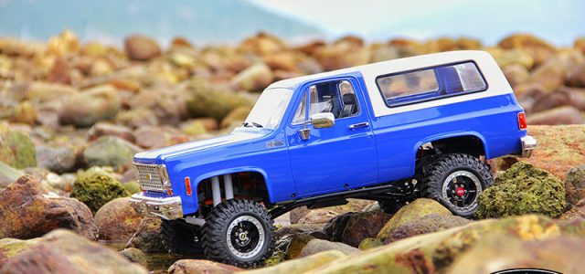 RC4WD Limited Edition RTR Trail Finder 2