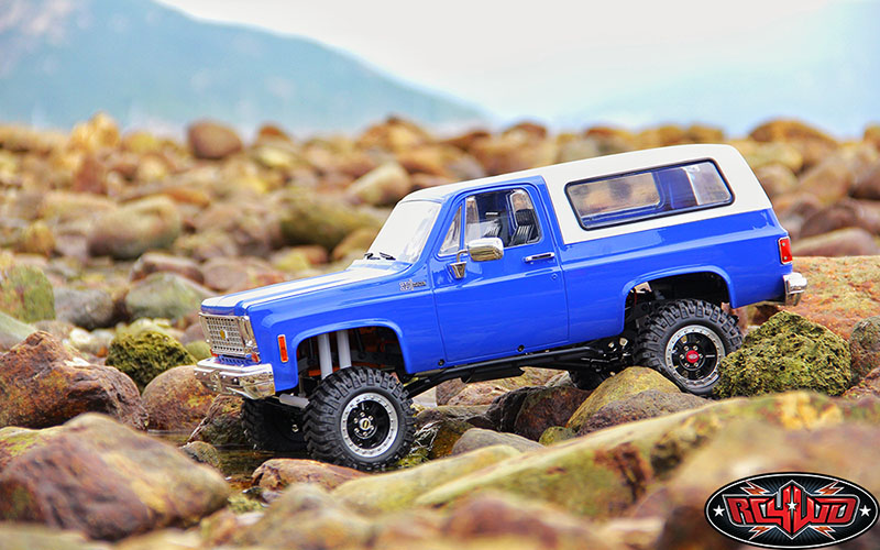 RC4WD Limited Edition RTR Trail Finder 2 (1)