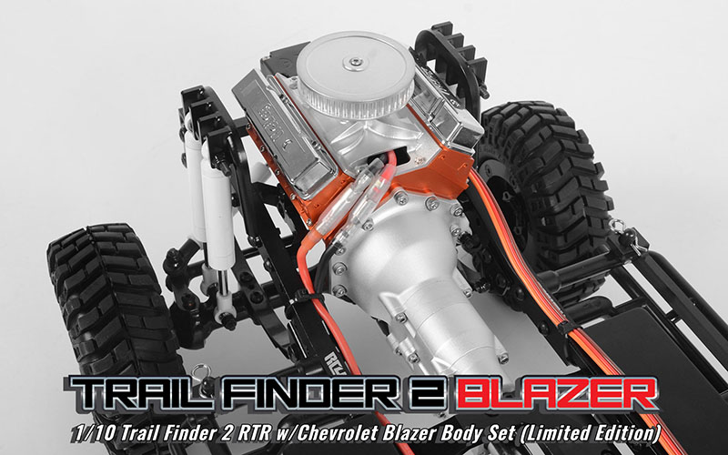 RC4WD Limited Edition RTR Trail Finder 2 (2)