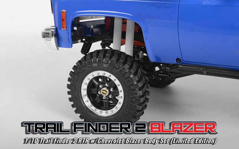 RC4WD Limited Edition RTR Trail Finder 2 (3)